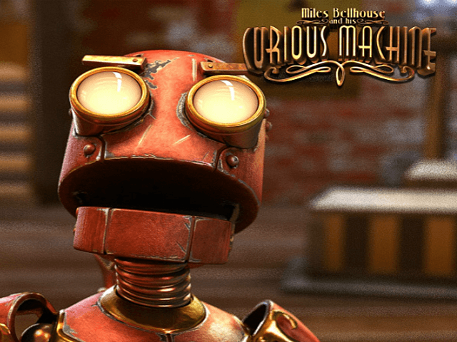 Игровой автомат Miles Bellhouse And His Curious Machine